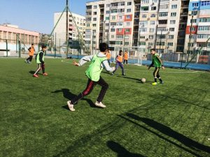 ФК 4 - Шампиони 1-2